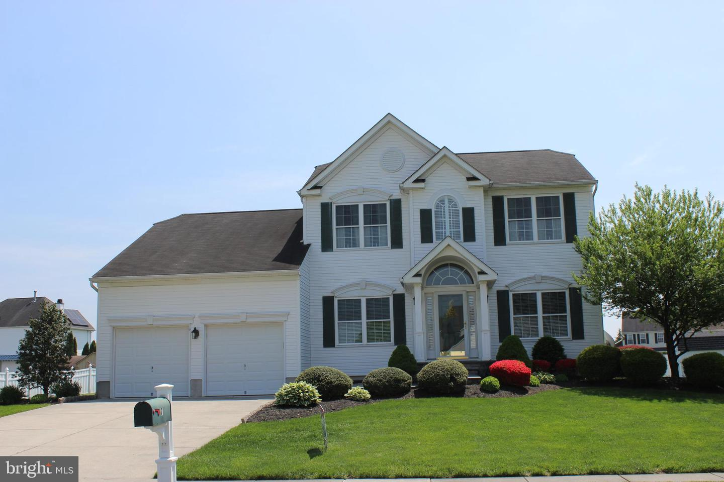 Single Family Home for Sale at Woodstown, New Jersey 08098 United States