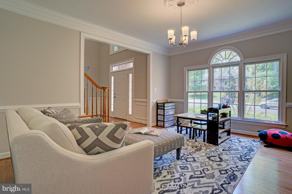 Second sitting room or formal dining space - 1590 MONTMORENCY DR, VIENNA