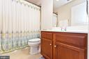Bathroom #2 - 2624 S KENMORE, ARLINGTON