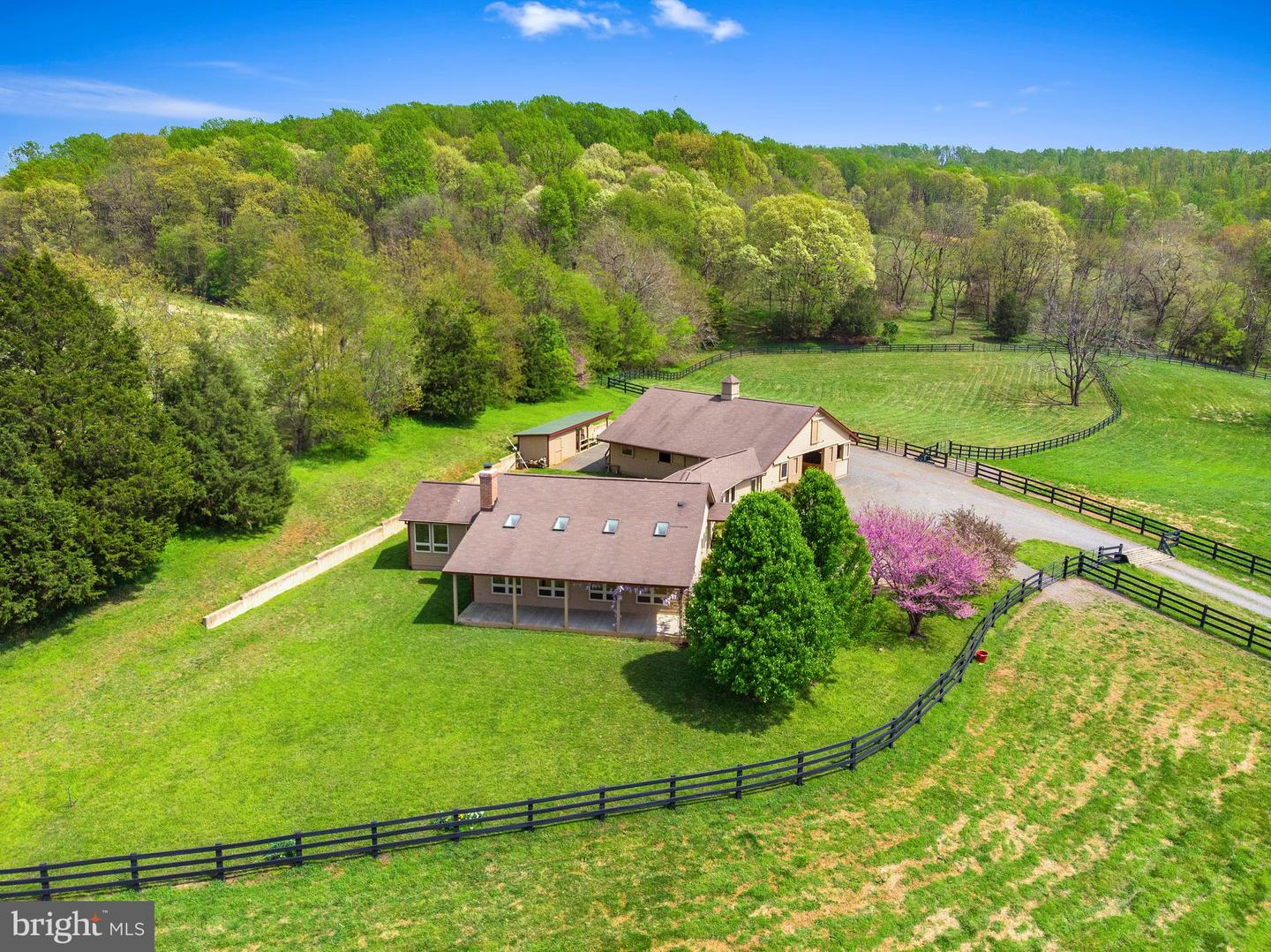 Single Family Homes for Sale at Rapidan, Virginia 22733 United States