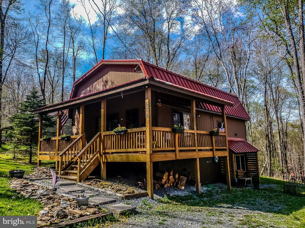 Taylor-Made Deep Creek Vacations & Sales - MLS Number: WVPR103730