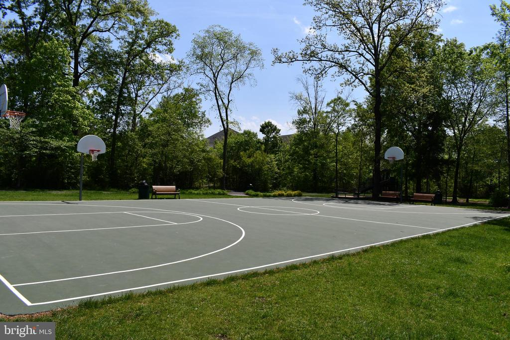 Community Basketball Courts - 24436 PERMIAN CIR, ALDIE