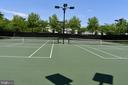 Community Tennis Courts - 24436 PERMIAN CIR, ALDIE
