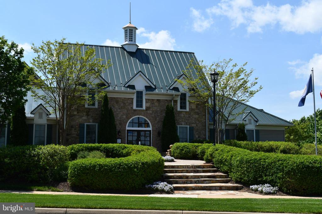 Stone Ridge Community Center - 24436 PERMIAN CIR, ALDIE