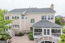 Gorgeous Rear Porches and Patio - 19060 AMUR CT, LEESBURG