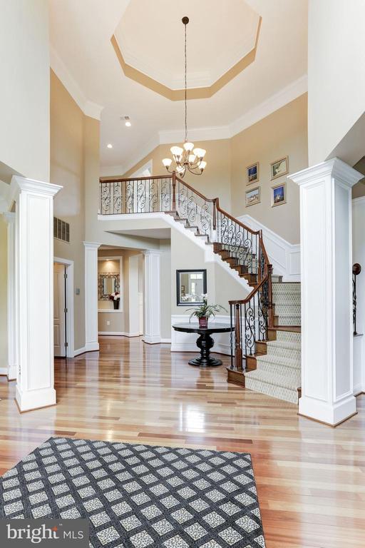 Grand Entrance Foyer - 19060 AMUR CT, LEESBURG