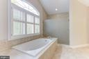 Owner's Suite Bath - 19060 AMUR CT, LEESBURG