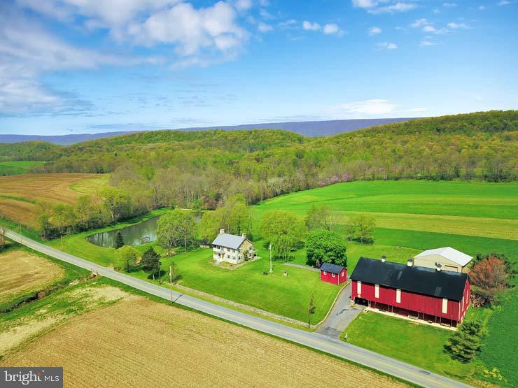 Single Family Homes for Sale at Mifflin, Pennsylvania 17058 United States