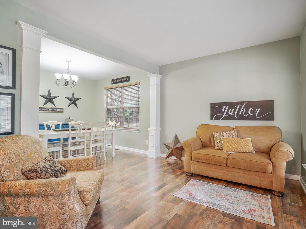 Living Room - 5947 HARVEST SUN RD, WOODBRIDGE