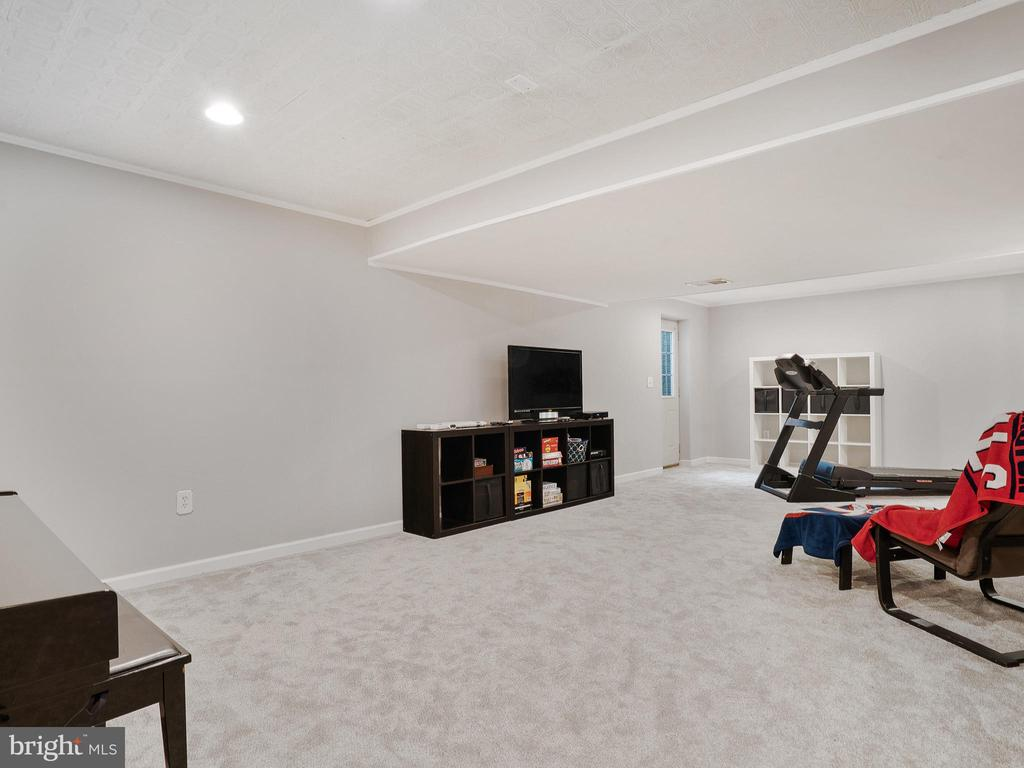 Lower Level Rec Room - 5947 HARVEST SUN RD, WOODBRIDGE
