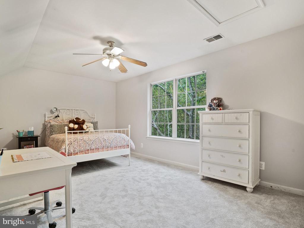 Bedroom 5 Upper Level - 5947 HARVEST SUN RD, WOODBRIDGE