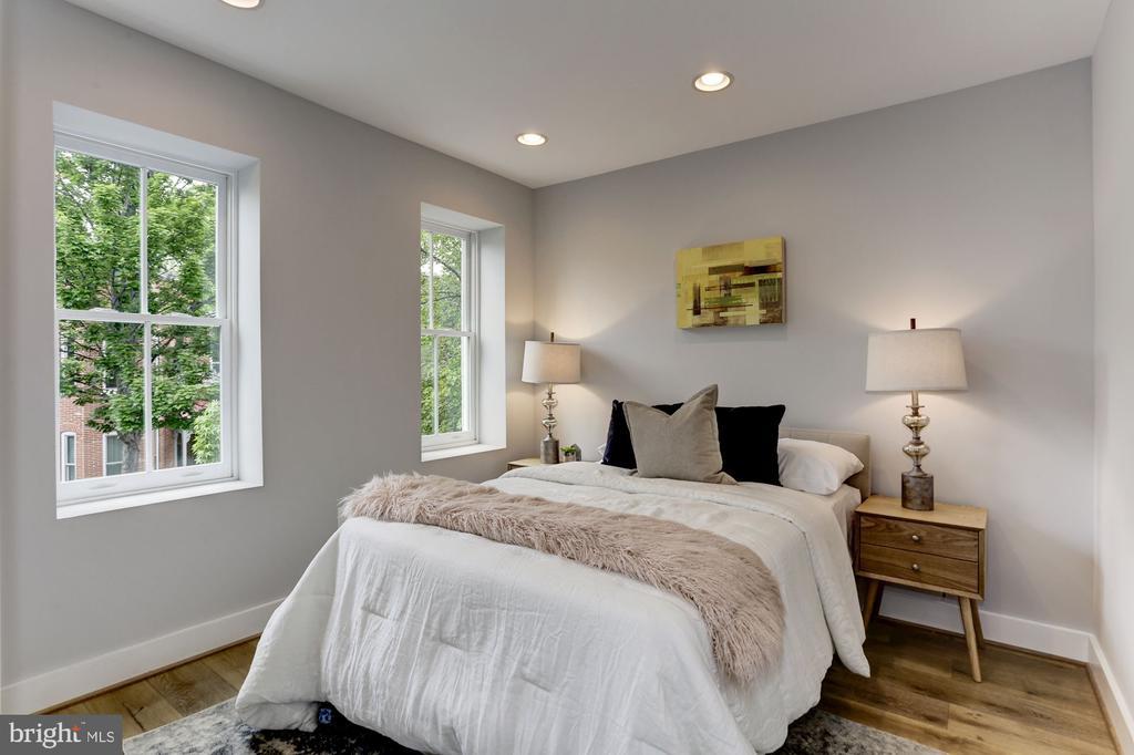 2nd Bedroom - 1508 CAROLINE ST NW, WASHINGTON