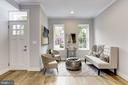Formal living area - 1508 CAROLINE ST NW, WASHINGTON