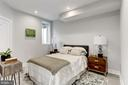 Lower level Bedroom #3 - 1508 CAROLINE ST NW, WASHINGTON