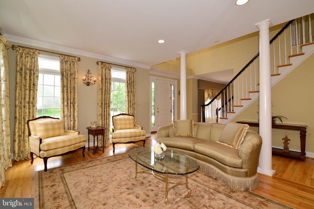 Elegant formal living room. - 2403 SAGARMAL CT, DUNN LORING