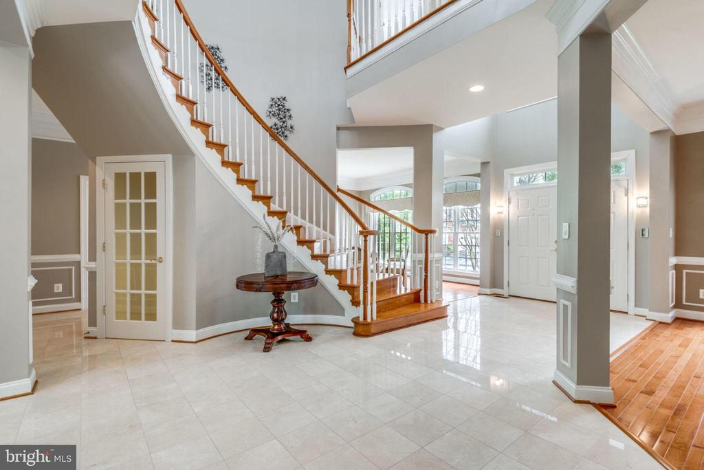Another view of the Grand Foyer - 42841 SANDHURST CT, BROADLANDS