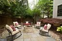 Gather around the fire pit on cool evenings. - 2403 SAGARMAL CT, DUNN LORING