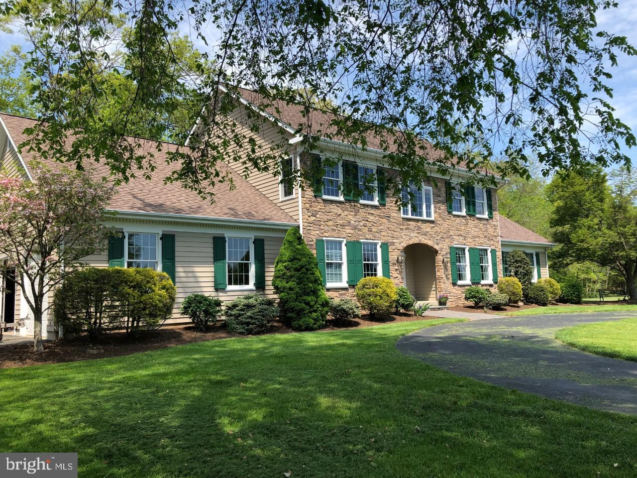 Single Family Home for Sale at Titusville, New Jersey 08560 United States