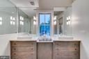 Master bath custom vanities - 5100 26TH RD N, ARLINGTON