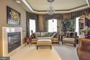 Master Bedroom Sitting Area - 8421 FALCONE POINTE WAY, VIENNA