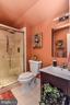 Hall Bathroom - 8421 FALCONE POINTE WAY, VIENNA