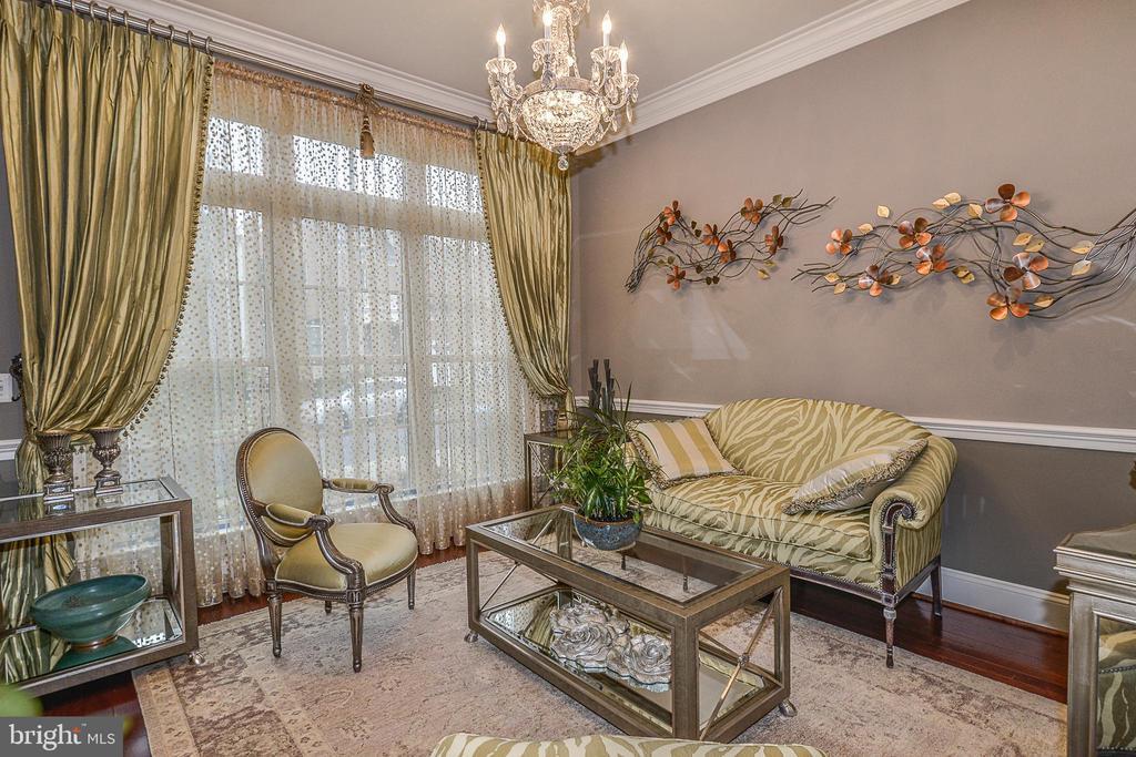 Formal Living Room - 8421 FALCONE POINTE WAY, VIENNA