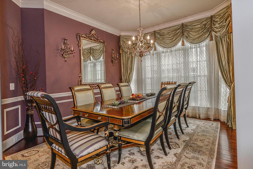 Formal Dining Room - 8421 FALCONE POINTE WAY, VIENNA