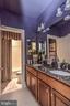Jack & Jill Bathroom - 8421 FALCONE POINTE WAY, VIENNA