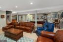 Recreation room - 8512 CATHEDRAL FOREST DR, FAIRFAX STATION
