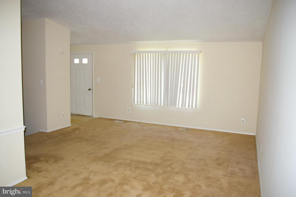 Looking at the Living Room from the Dining Room - 5903 VERNONS OAK CT, BURKE