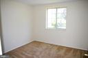 Front corner Bedroom - 5903 VERNONS OAK CT, BURKE