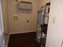 Laundry Room - 11812 BUCHANAN CT, FREDERICKSBURG