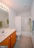 Upper Level Hall Bath - 318 OAKCREST MANOR DR NE, LEESBURG