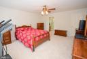 Room for a King Bed & Furniture - 318 OAKCREST MANOR DR NE, LEESBURG