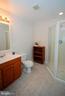 Full Bath in Lower Level - 318 OAKCREST MANOR DR NE, LEESBURG