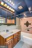Upper level hall bath - 6942 28TH ST N, ARLINGTON