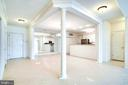Gorgeous Columns and Moldings Throughout - 440 BELMONT BAY DR #401, WOODBRIDGE
