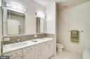 Large  Master Bath with Dual Vanities - 440 BELMONT BAY DR #401, WOODBRIDGE