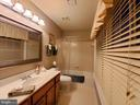 Second MBR on-suite bath. - 4152 AGENCY LOOP, TRIANGLE
