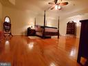 Huge MBR suite with amazing hardwood floors! - 4152 AGENCY LOOP, TRIANGLE