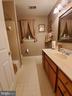 Upper level hall bath. - 4152 AGENCY LOOP, TRIANGLE