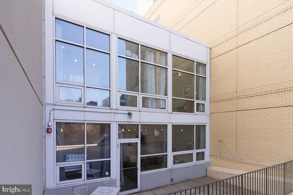 Two-story penthouse - 1123 11TH ST NW, WASHINGTON