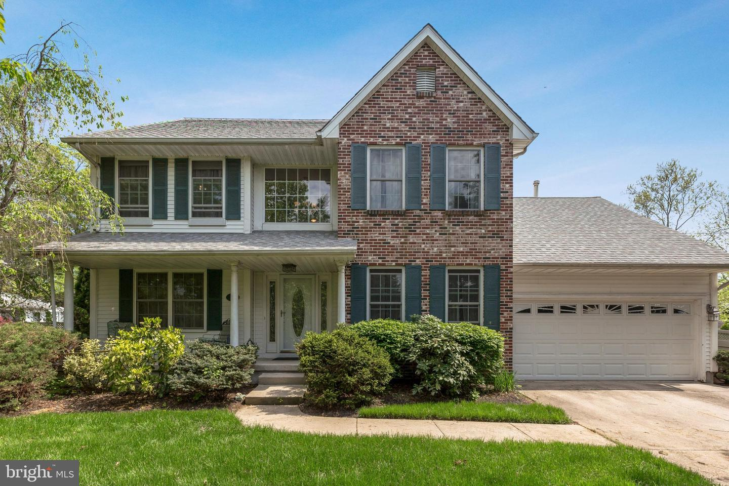 Single Family Home for Sale at Cinnaminson, New Jersey 08077 United States