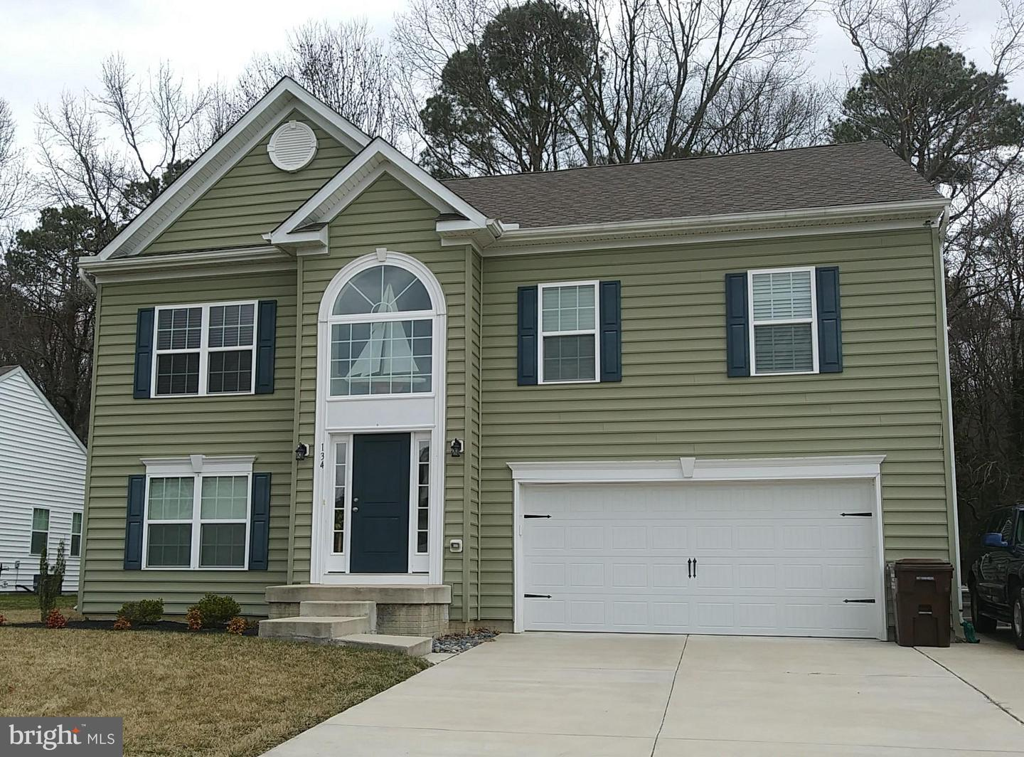 Single Family for Sale at 143 Regulator Dr N Cambridge, Maryland 21613 United States