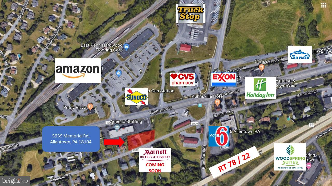 Land for Sale at Allentown, Pennsylvania 18104 United States