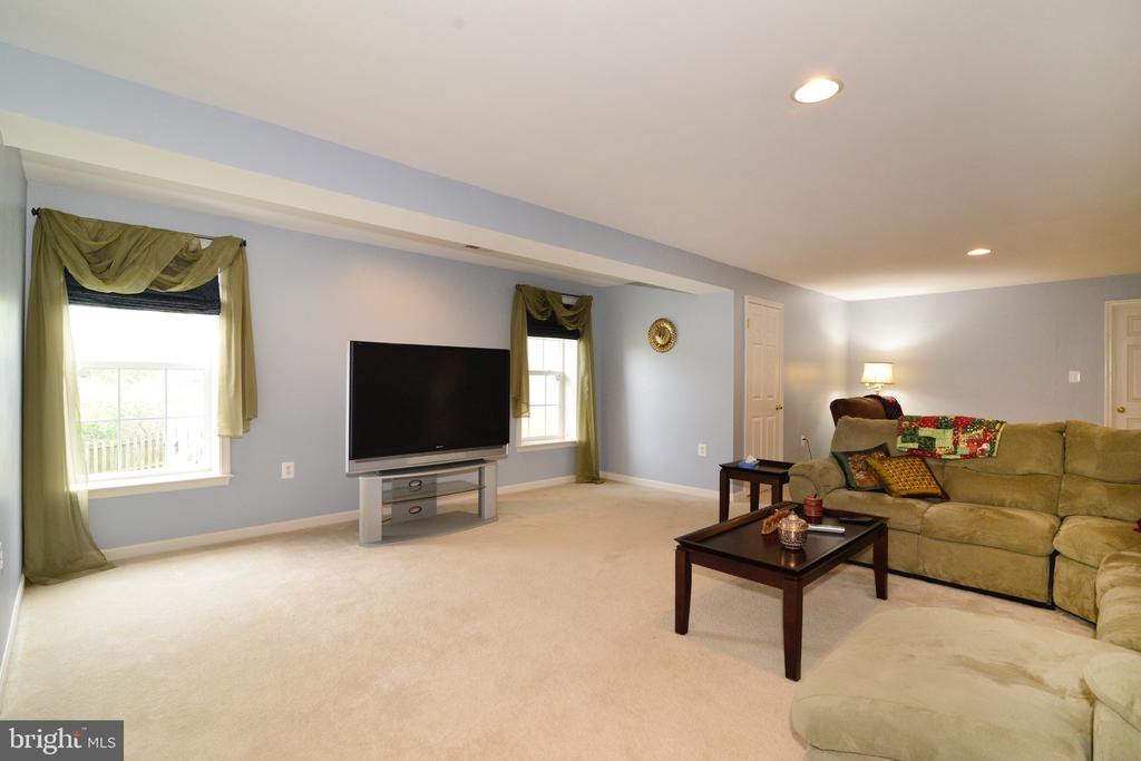 Check out the natural light in the basement! - 1517 BROOKDALE CT, WINCHESTER