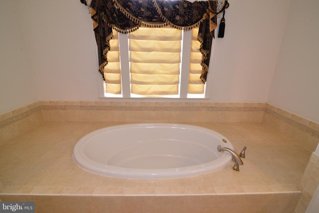 Soaking tub! - 1517 BROOKDALE CT, WINCHESTER