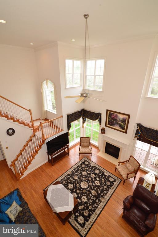 Great Room - 1517 BROOKDALE CT, WINCHESTER