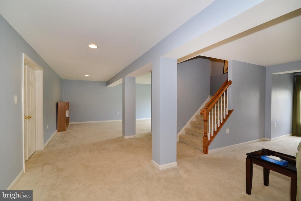 Lower level - 1517 BROOKDALE CT, WINCHESTER
