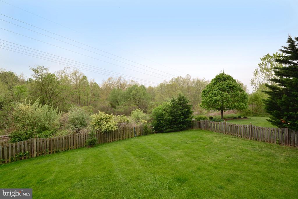 Backs up to a walking trail! - 1517 BROOKDALE CT, WINCHESTER